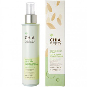 the face shop chia seed soothing mist toner review