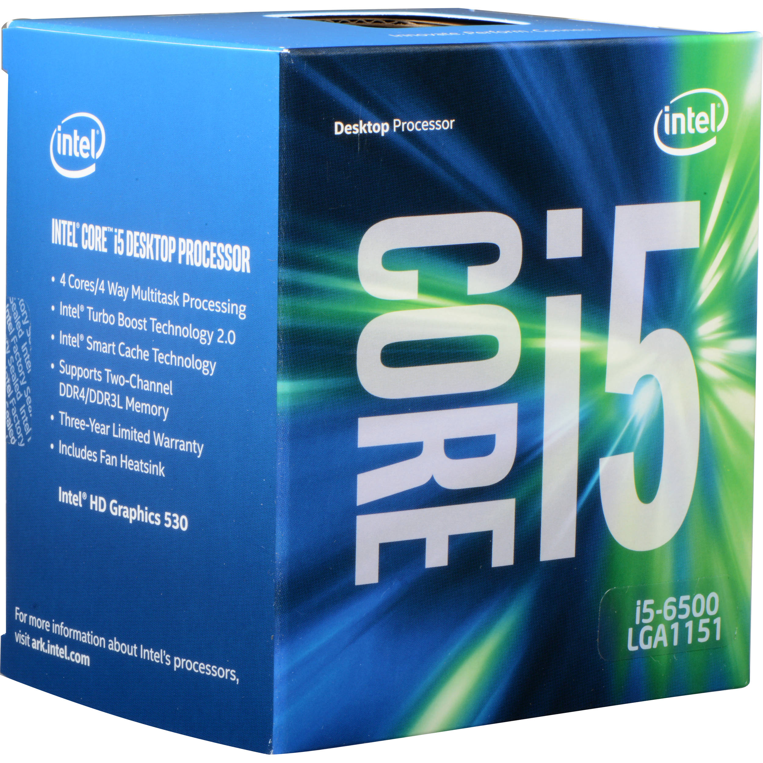 intel core i5 6500 3.2 ghz quad core processor review