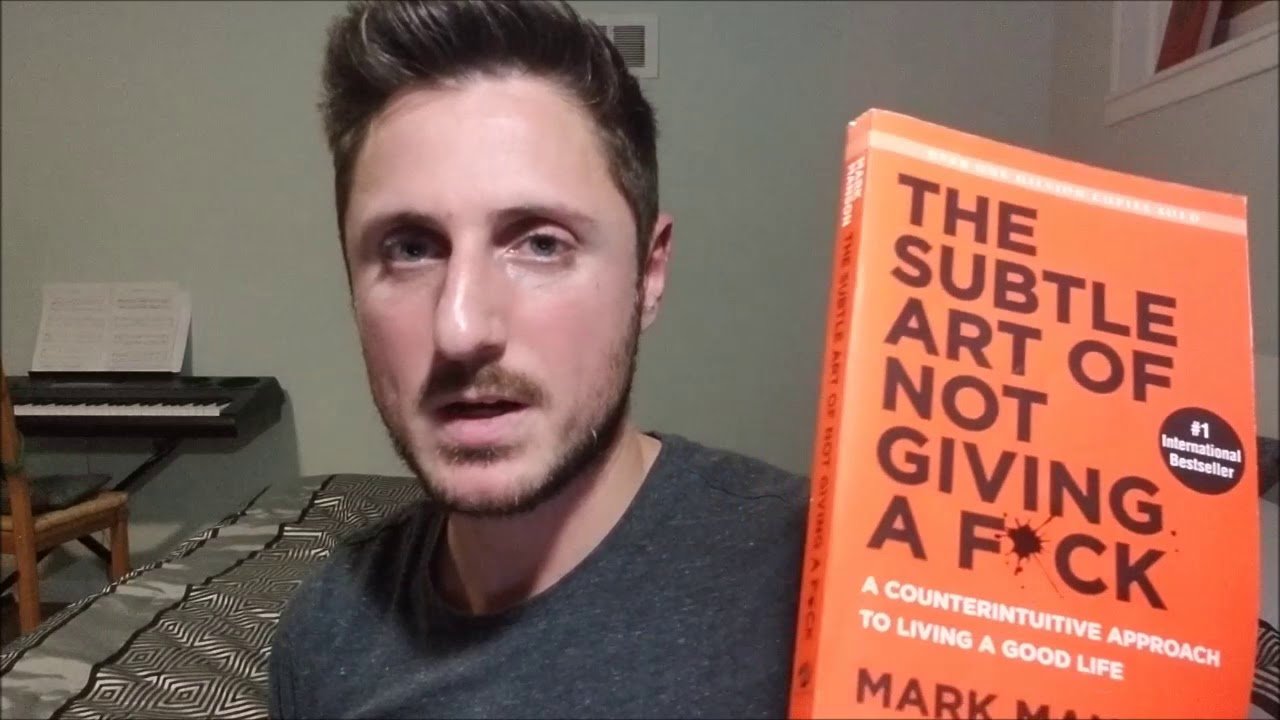 the art of not giving af book review