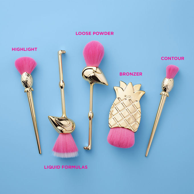 tarte back to school brush set review