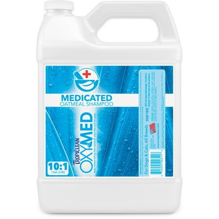 tropiclean medicated oatmeal shampoo reviews