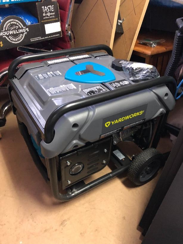 yardworks 3500w 4200w generator review