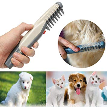 knot out pet grooming tool reviews
