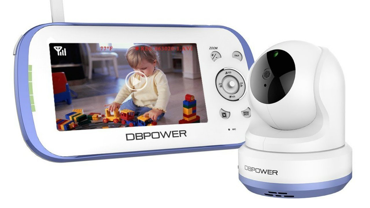 video baby monitor reviews iphone