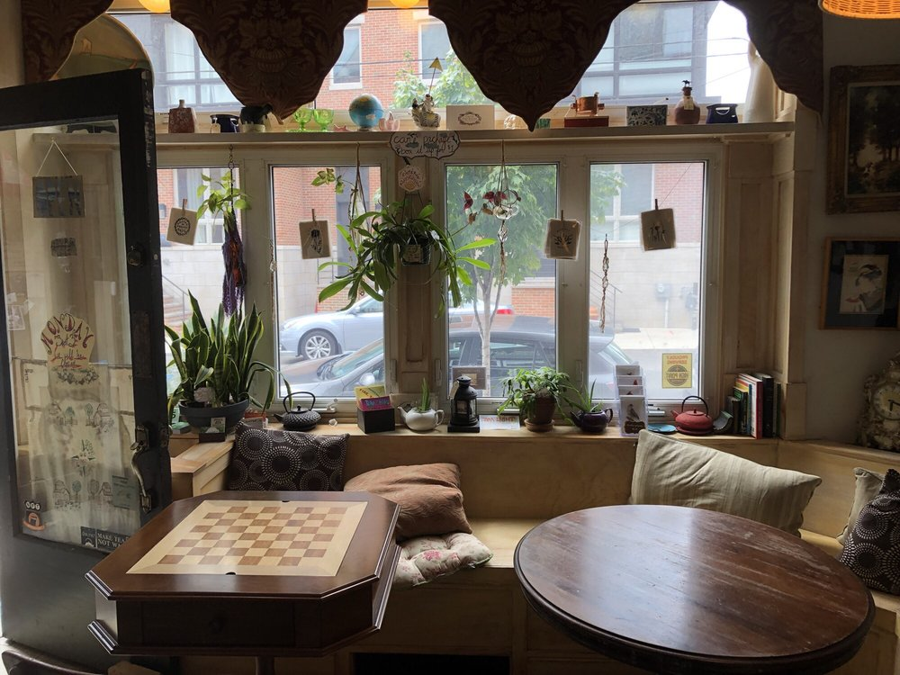 the tea room oakville reviews