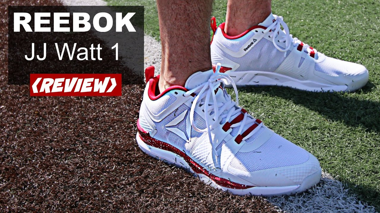 jj watt 2 shoes review