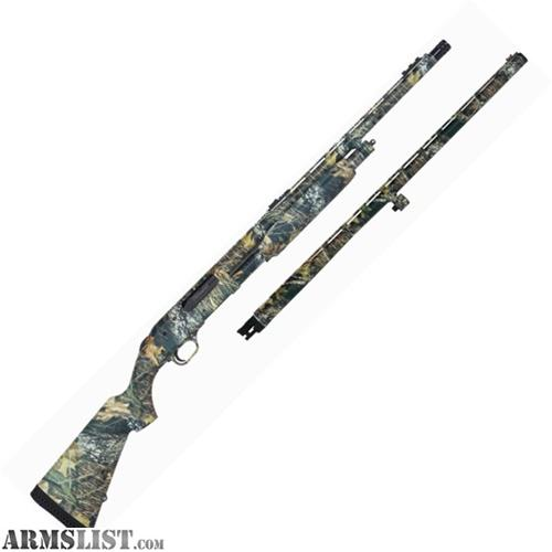 mossberg 535 ats combo review