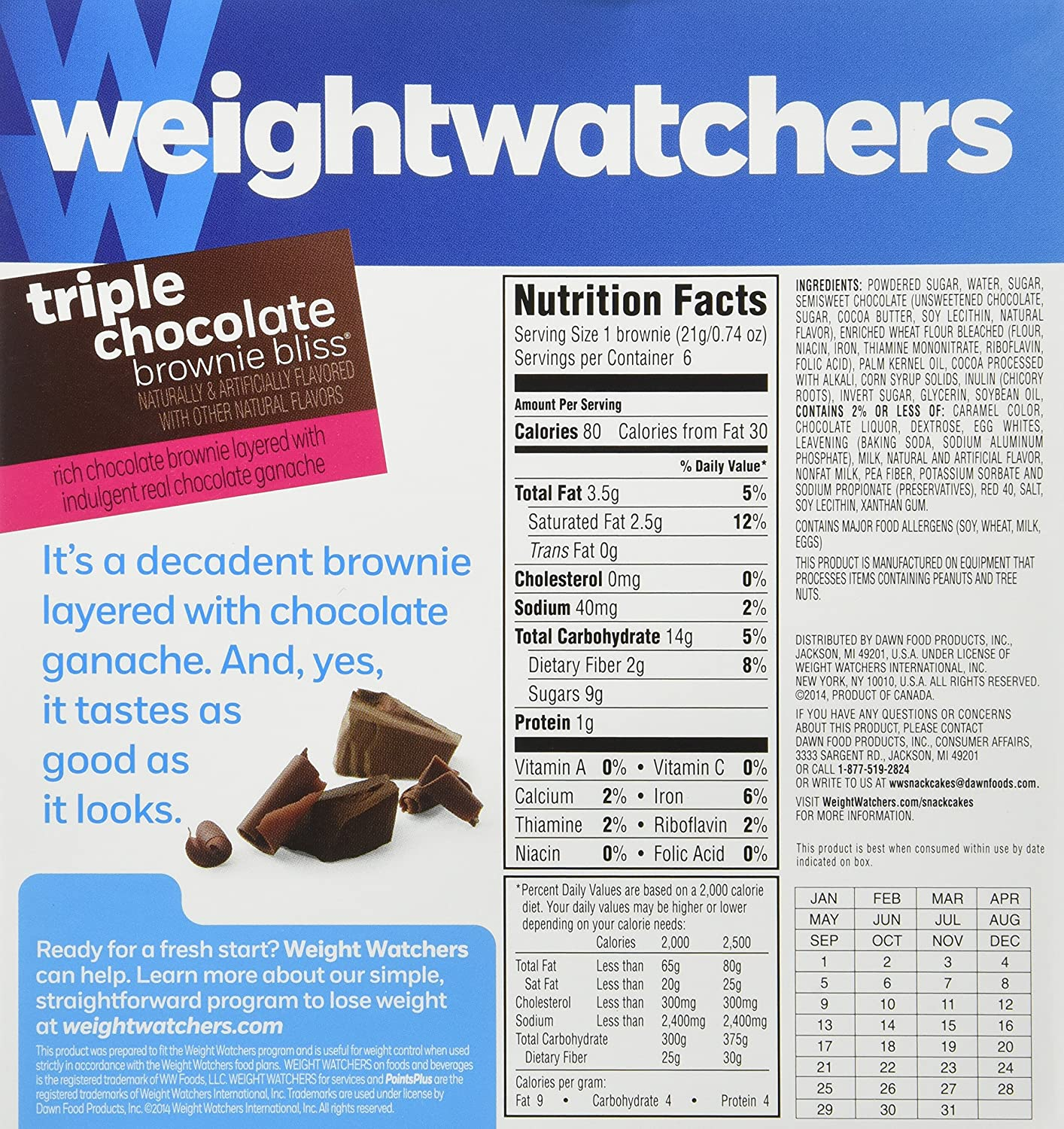 weight watchers canada online reviews