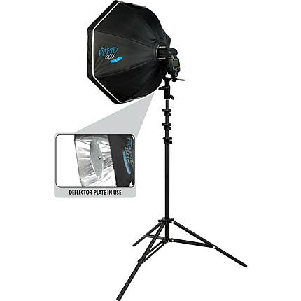 westcott rapid box beauty dish review