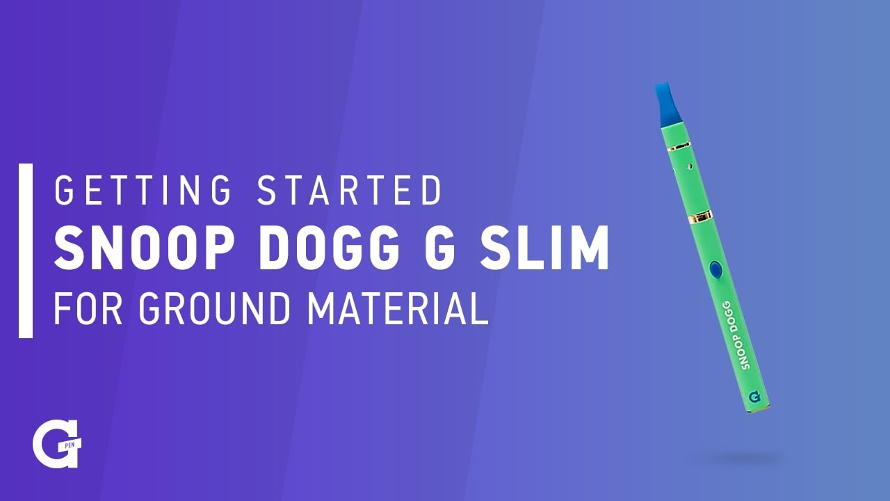 snoop dogg g pen ground material review