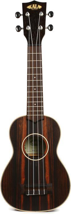 kala mahogany soprano ukulele review