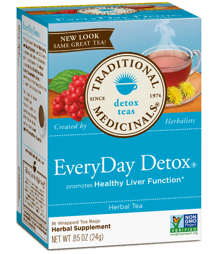 traditional medicinals everyday detox tea reviews