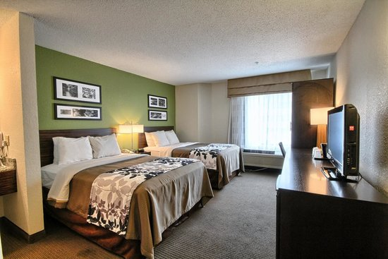 sleep inn allendale mi reviews