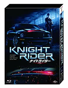 knight rider blu ray review