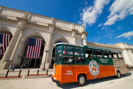 old town trolley washington dc reviews