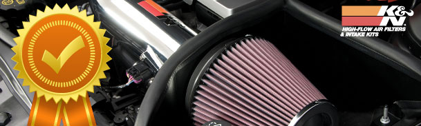 k&n 57 series cold air intake reviews