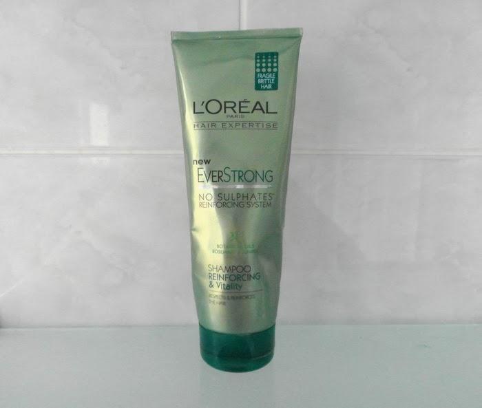 l oreal ever fresh shampoo review