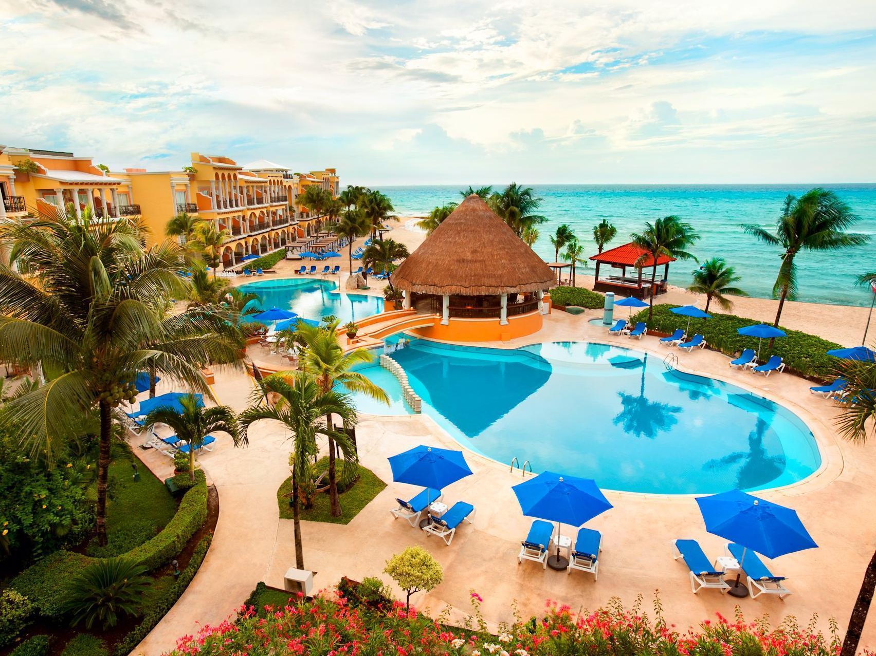 playa del carmen all inclusive family resorts reviews