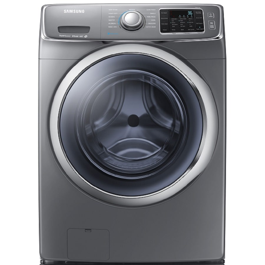 samsung 4.2 front load steam washer reviews
