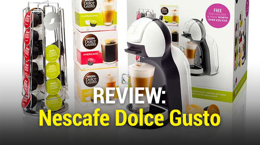 nescafe dolce gusto mini me review