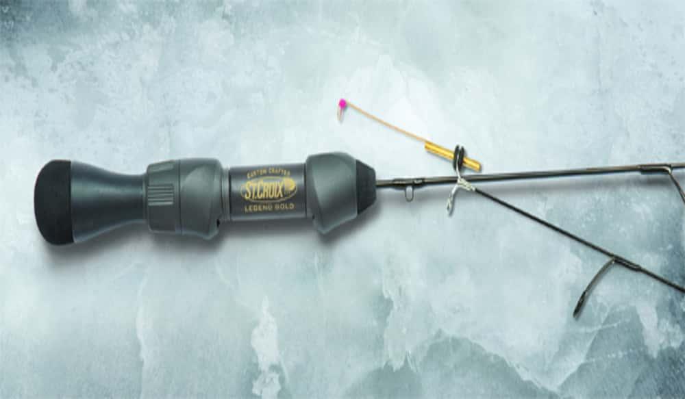 st croix legend ice rod review