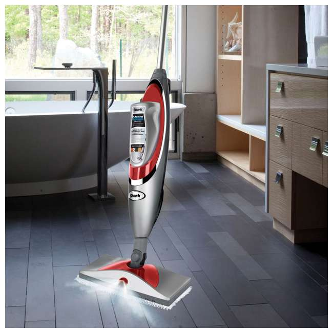 shark electronic steam mop reviews