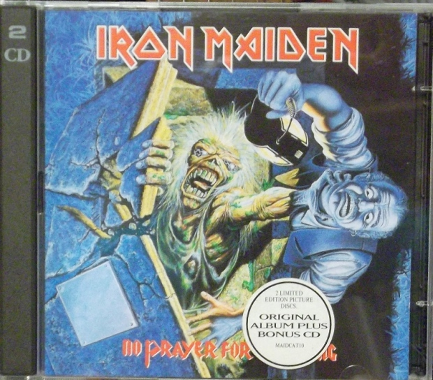 iron maiden no prayer for the dying review