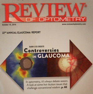 review of optometry ce 2016