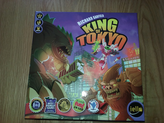 king of tokyo game review