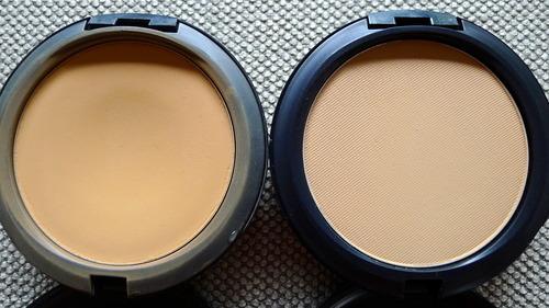 mac studio fix powder plus foundation nc40 review