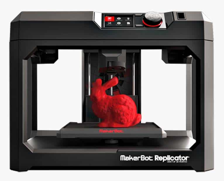 makerbot replicator 5th generation review
