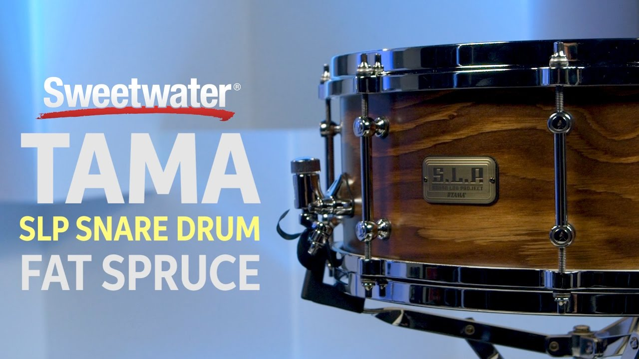 tama slp fat spruce review