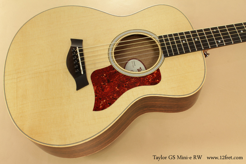 taylor gs mini e rw review