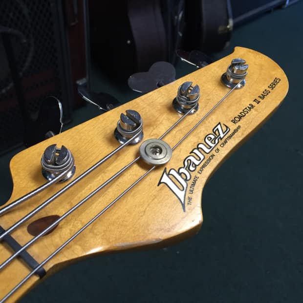 ibanez roadstar ii bass review
