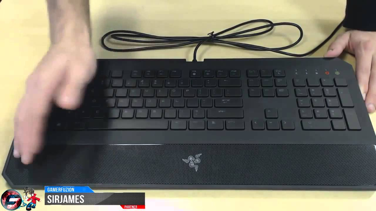 razer deathstalker essential 2014 review