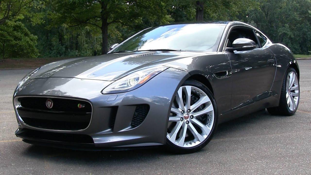 jaguar f type s review