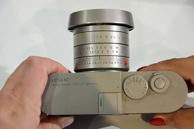 leica m edition 60 review