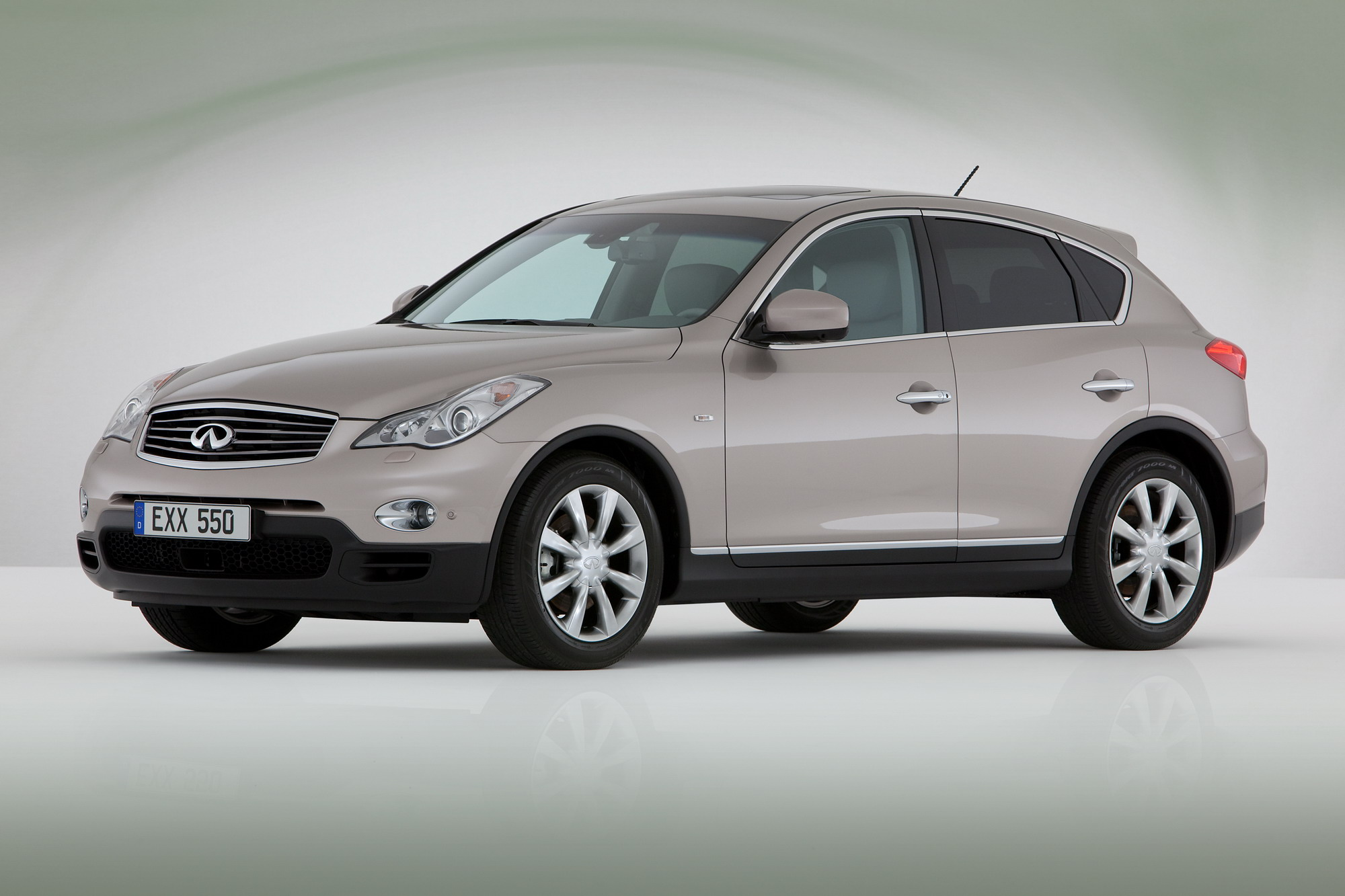 infiniti ex 3.0 d review
