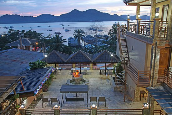 r2r bayview inn coron review