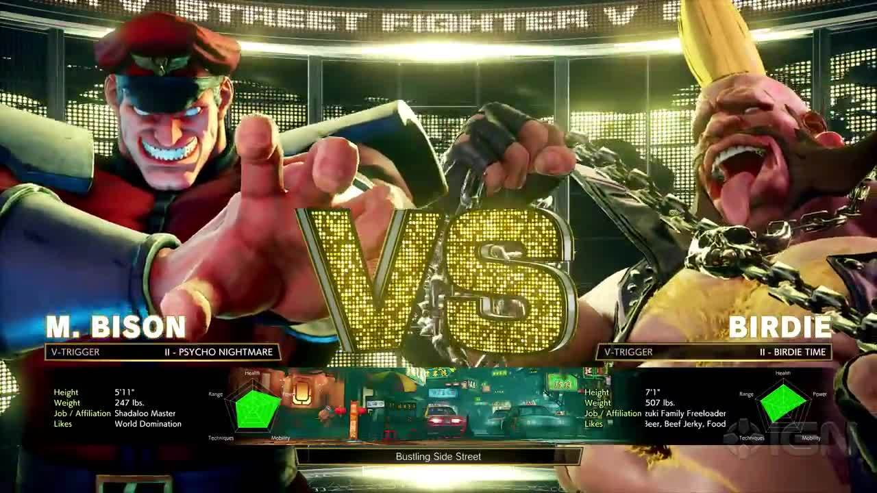 street fighter 5 arcade review