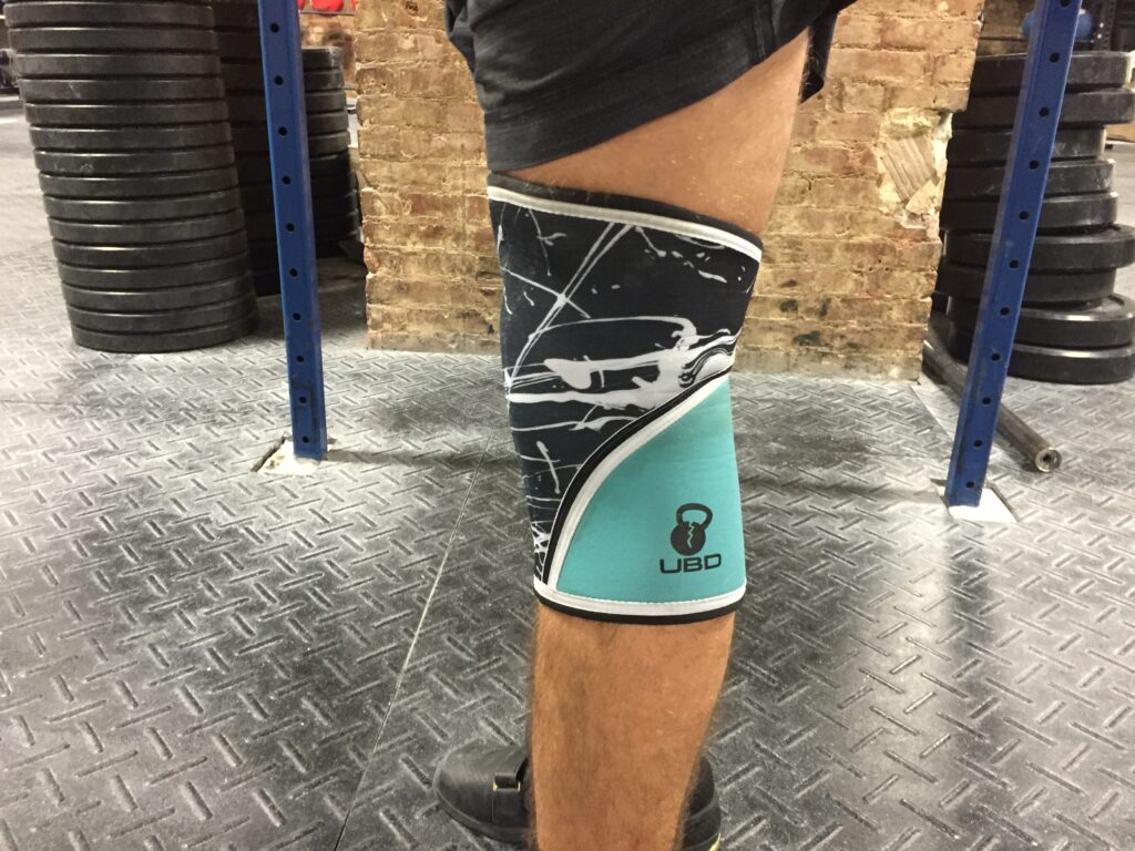 unbroken designs knee sleeves review