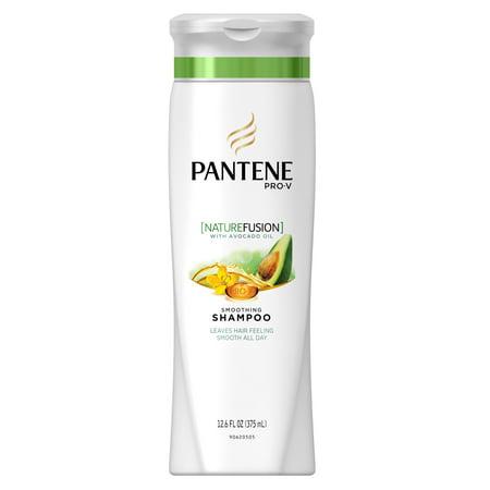 pantene nature fusion with avocado oil shampoo review