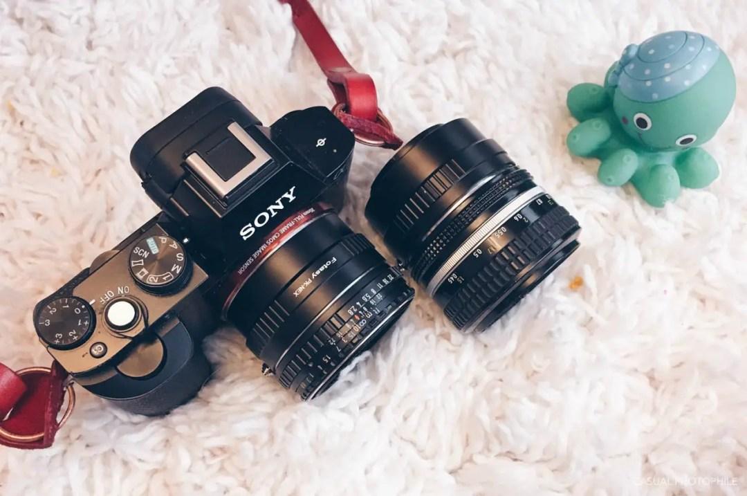pentax 40mm pancake lens review