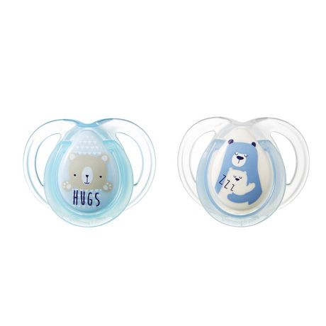 tommee tippee night time pacifier review