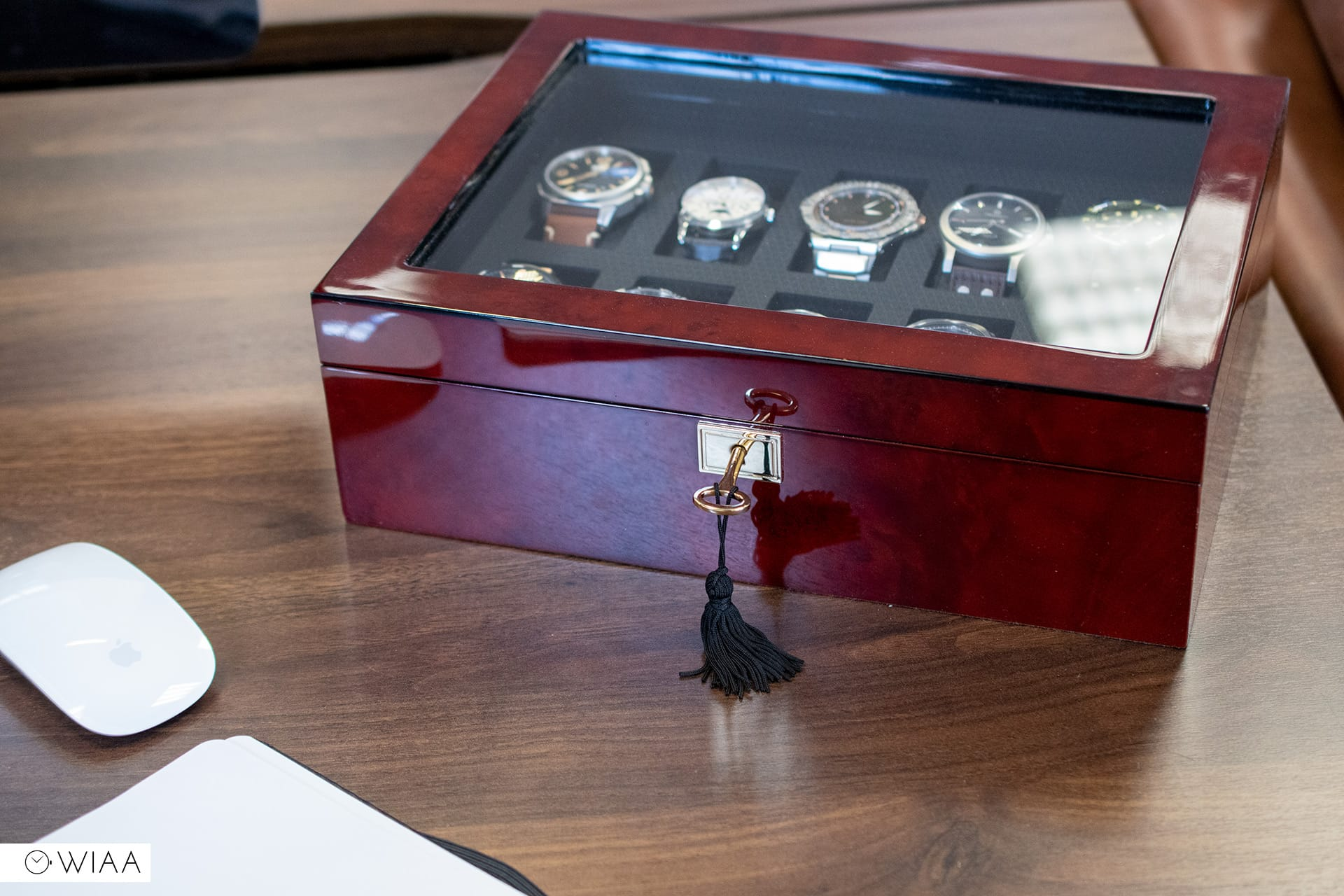 wolf savoy watch box review