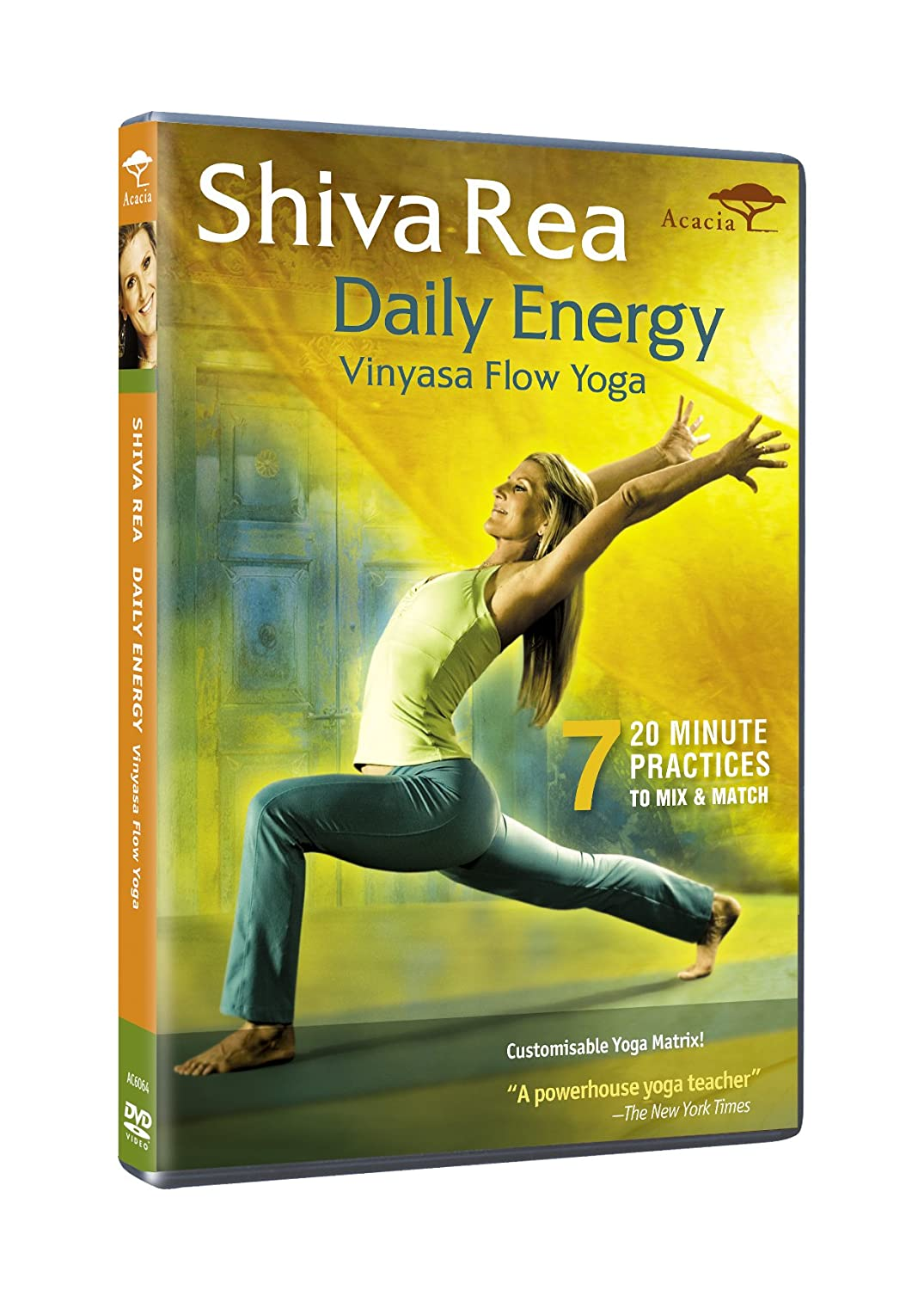 shiva rea yoga shakti review