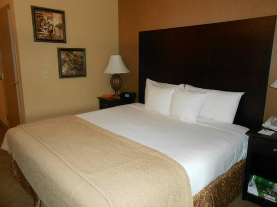 oxford suites jantzen beach review