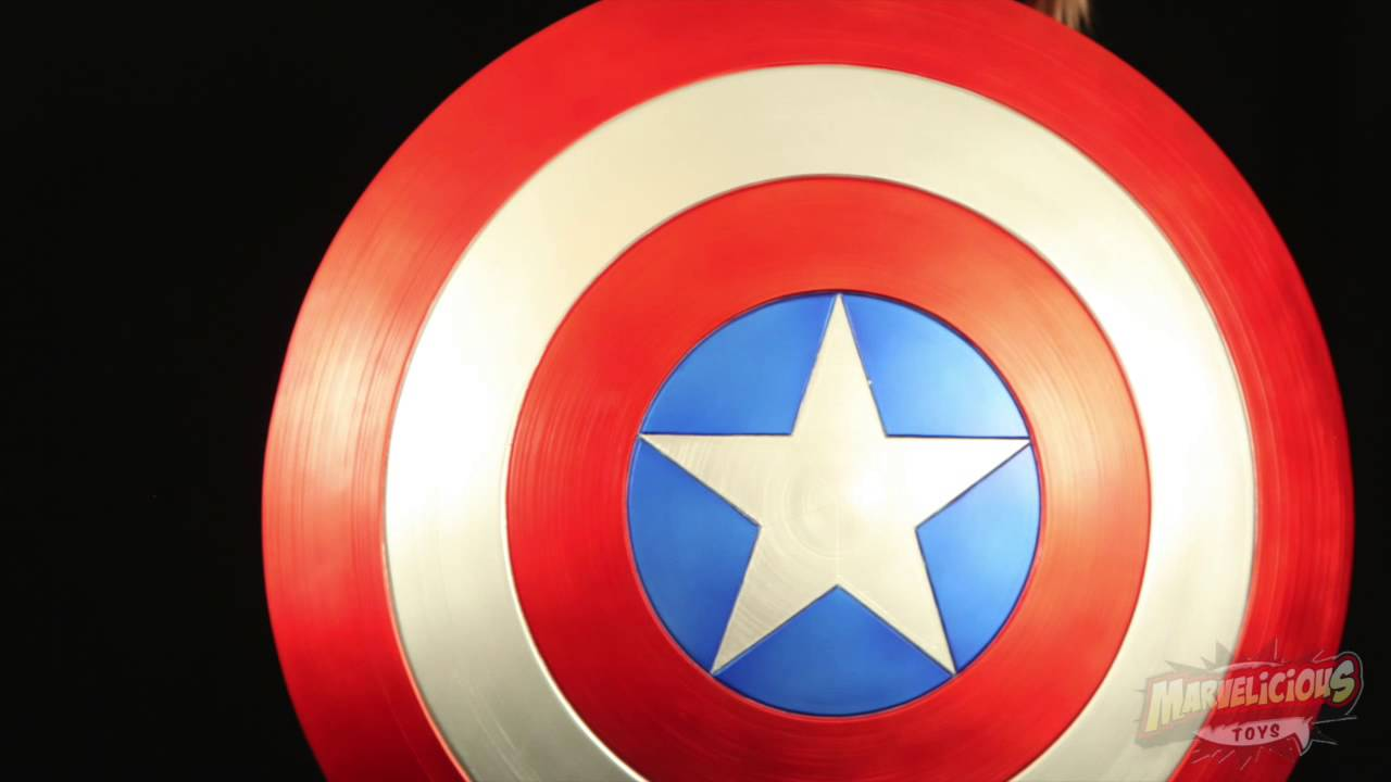 rubies captain america shield review