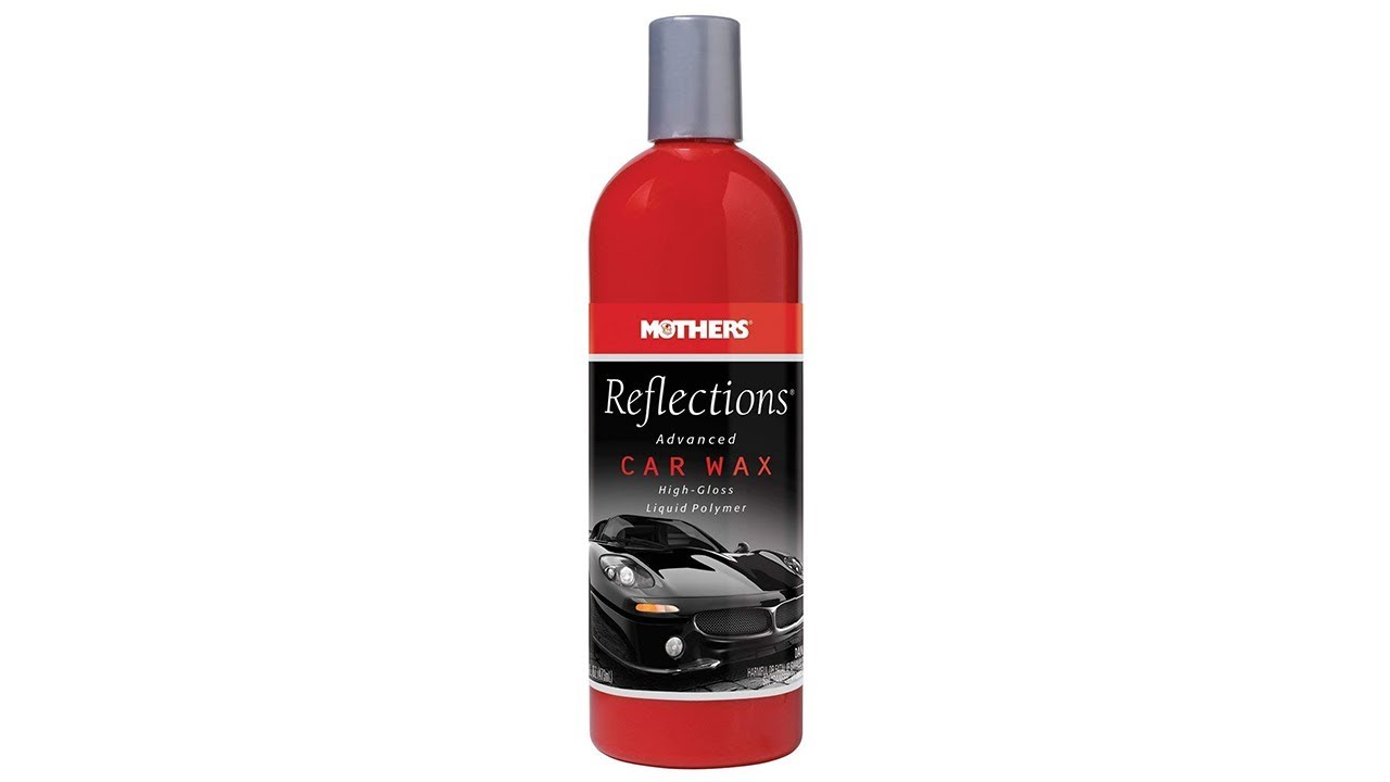 mothers reflections car wax review