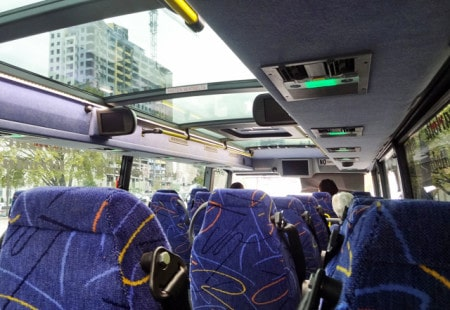 megabus detroit to chicago reviews